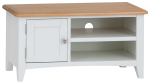 Rosie Painted Oak TV Unit- White