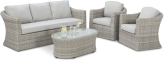 Cambridge 3 Seat Sofa Set