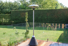 Tall Electric Patio Heater