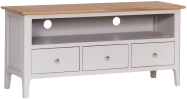 Freya Painted Oak Large TV Unit