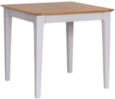 Freya Painted Oak Fixed Top Table
