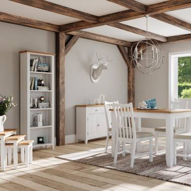 Blue Lagoon Furniture Rosie Painted Living & Dining