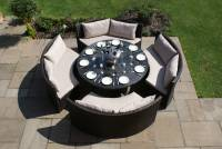 Dallas Sofa Dining Set