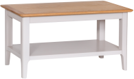 Freya Painted Oak Coffee Table