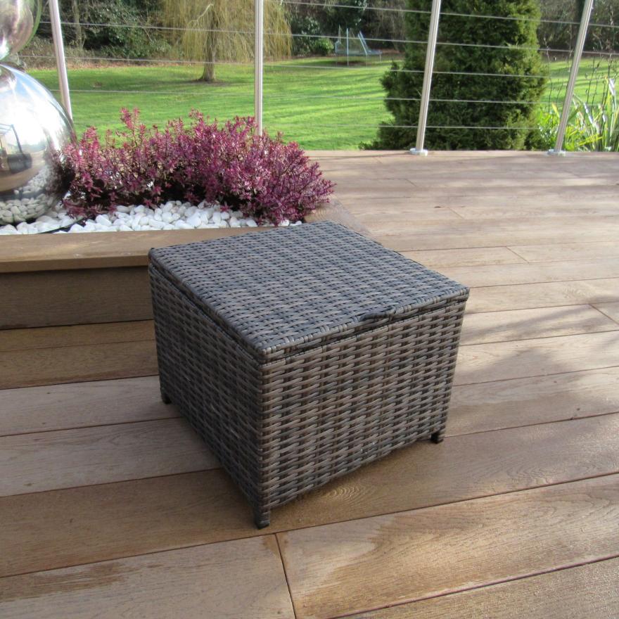 10 Piece Deluxe Cube Set- Brown