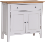 Freya Painted Oak Small Sideboard