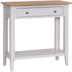 Freya Painted Oak Console Table