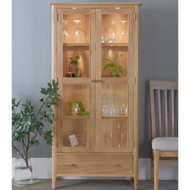 Blue Lagoon Furniture Display Cabinets