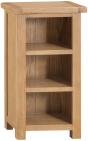 Belle Oak Narrow Bookcase
