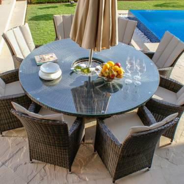 Blue Lagoon Furniture Dining Sets