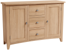 Rosie Oak Large Sideboard