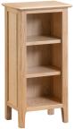 Freya Oak Narrow Bookcase