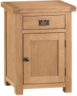 Belle Oak Small Cupboard