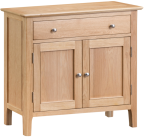 Freya Oak Small Sideboard