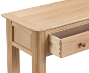 Oak Console Tables