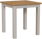 Isabella Painted Oak Fixed Top Table