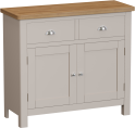 Isabella Painted Oak Sideboard