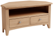 Rosie Oak Corner TV Unit