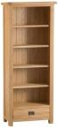 Belle Oak Medium Bookcase