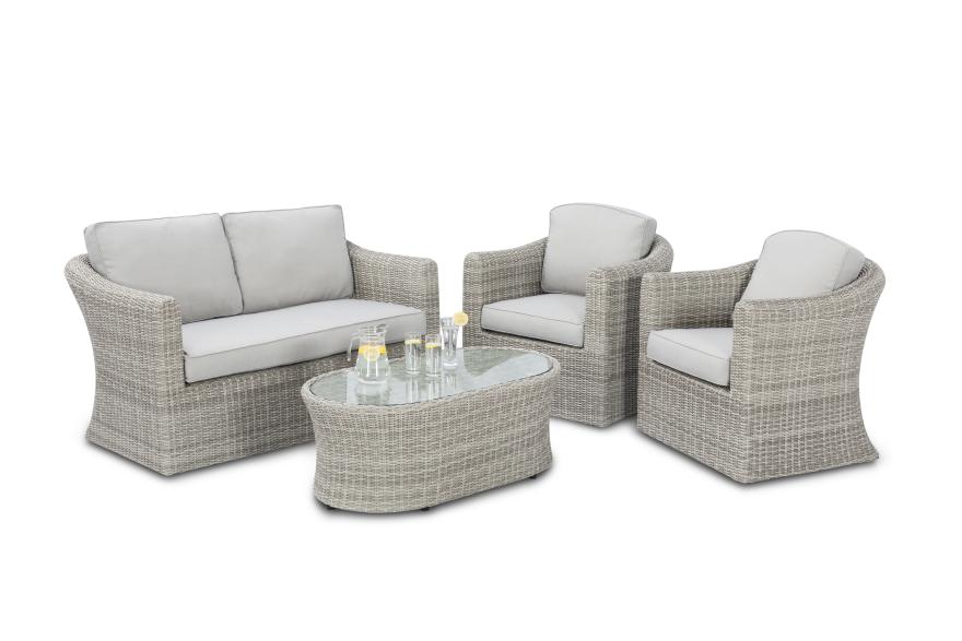 2 Seat Sofa Set