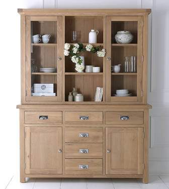 Blue Lagoon Furniture Belle Oak Living And Dining Collection