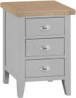 Large Bedside Painted