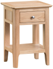 Freya Oak Side Table
