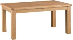 Belle Oak 1.7 Butterfly Extending Table