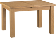 Belle Oak 1.2 Butterfly Extending Table