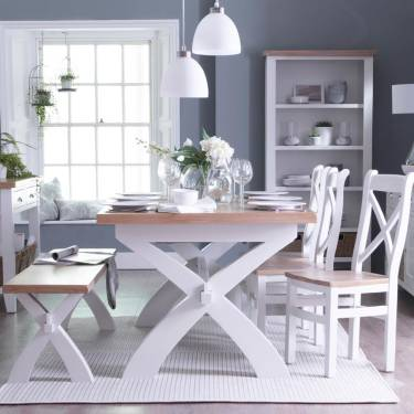Blue Lagoon Furniture Pippa Painted Living & Dining