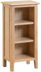 Freya Oak Narrow Bookcase