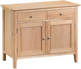 Freya Oak Standard Sideboard