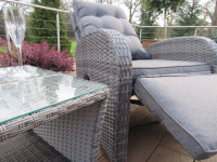 Bistro Sets/ Hanging Chairs/ Loungers