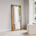 Large Decorative Mirror Available In Gold, Silver or White Frame (MIR05- LNR)