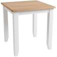 Rosie Painted Oak Fixed Top Table