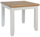 Rosie Painted Oak Flip Top Table