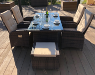 Hamilton Reclining Dining Set