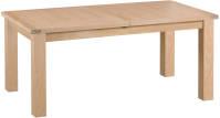 Oak 1.7 Butterfly Extending Table