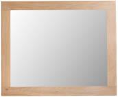 Oak Large Mirror