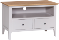 Freya Painted Oak TV Unit