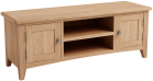 Rosie Oak Large TV Unit