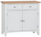 Rosie Painted Oak Sideboard- White