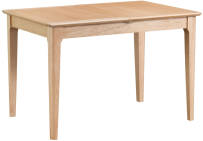 Freya Oak 1.2m Butterfly Extending Table