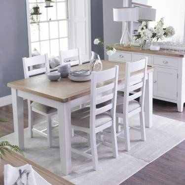 Blue Lagoon Furniture Dining Table & Chair Sets