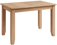 Rosie Oak 1.2m Butterfly Extending Table