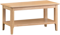 Freya Oak Coffee Table