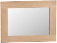 Oak Small Mirror