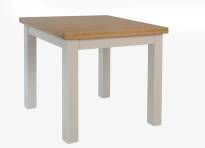 Isabella Painted Oak Flip Top Table
