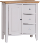 Freya Painted Oak Large Cupboard