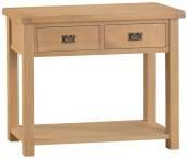 Belle Oak Medium Console Table